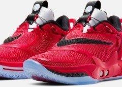Nike lança segunda versão das sapatilhas com atacadores automáticos