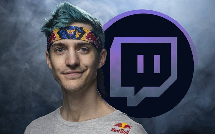 Ninja Stream gaming Twitch