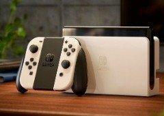 Nintendo deixa aviso importante aos compradores da Switch OLED