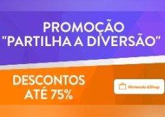 Nintendo Portugal anuncia incrível vaga de promoções! Começa a preparar a carteira