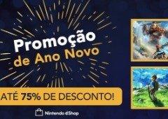 Nintendo Switch coloca dezenas de jogos em promoção! (tempo limitado)