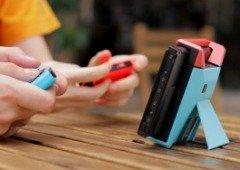 Nintendo Switch. Este é o gadget perfeito que não podes deixar escapar!