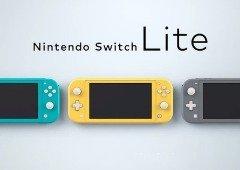 Nintendo Switch lite é oficial! Conhece a nova consola portátil