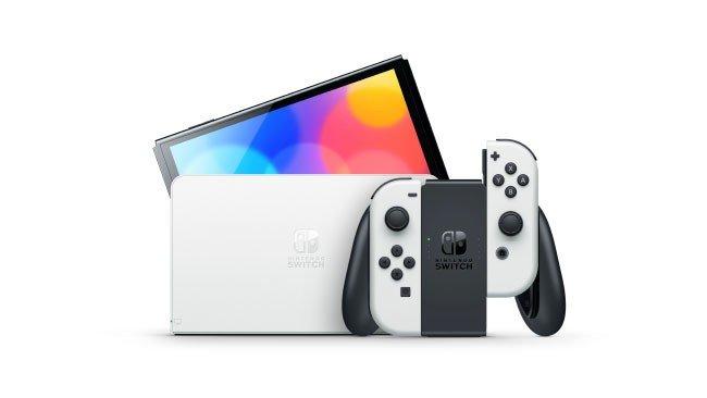 a Nintendo Switch (modelo OLED)