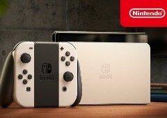 Nintendo Switch OLED: unboxing oficial revela conteúdo da caixa
