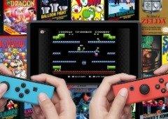 Nintendo Switch Online poderá trazer jogos de mais consolas clássicas em breve
