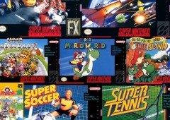 Nintendo Switch recebe mais 20 jogos clássicos da SNES! Não os podes perder