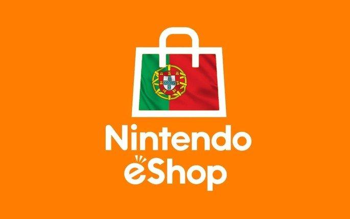 Nintendo Switch eShop Portugal