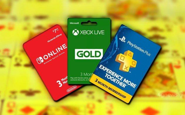 serviços online gaming