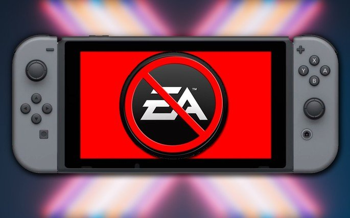 Nintendo Switch EA