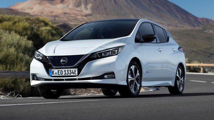 Nissan Leaf carros elétricos