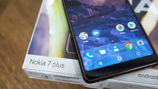 Nokia 7 Plus enviava informações para a China
