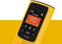 Nokia 110 e 105 4G: telemóveis baratos para quem não quer smartphones