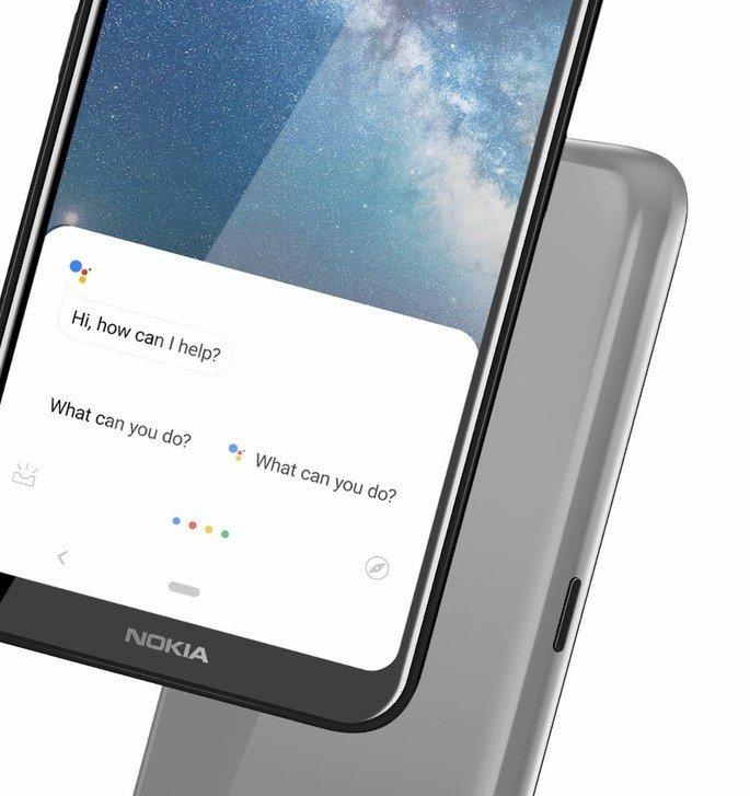 nokia 2.2 google assistant
