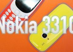 NOKIA 3310 - O MITO voltou! Amarelo, Vermelho, Cinza ou Azul?
