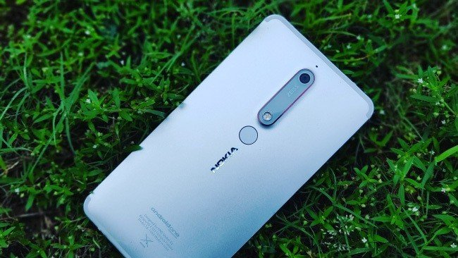 Smartphone Nokia Android One