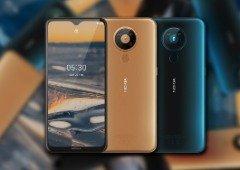 Nokia 5.3 é oficial e chega com preço aliciante! Um gama-média a considerar