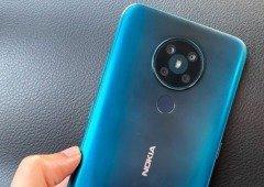 Nokia 5.4 aparece em primeira imagem real! Novo gama-média está prestes a chegar