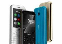 Nokia 6300 e Nokia 8000 são oficiais! Telemóveis perfeitos para quem está farto de smartphones