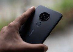 Nokia 7.2 começa (finalmente) a receber a atualização para o Android 10!