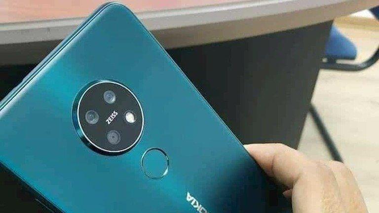 Nokia 7.2: imagens reais revelam aspeto do smartphone