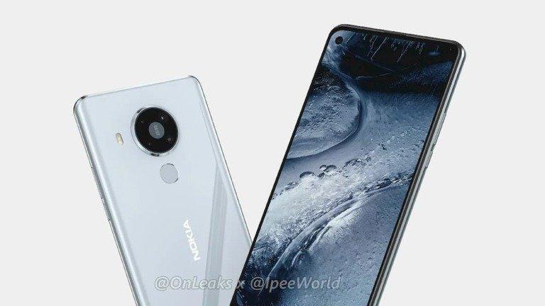 Nokia 7.3: vídeo mostra o design do novo smartphone da Nokia