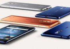 Nokia 8 recebe hoje oficialmente o Android Oreo