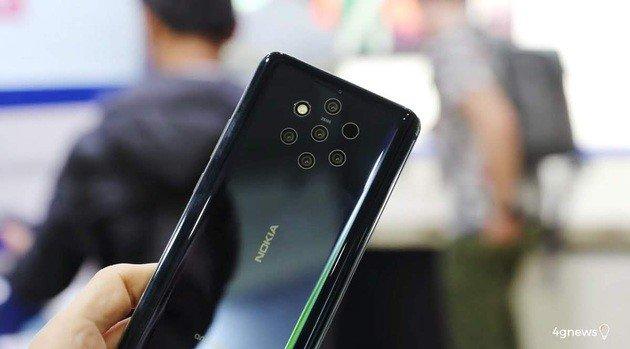 Nokia 9 Pureview é o mais recente topo de gama