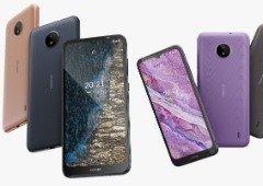 Nokia apresenta quatro novo smartphones Android Go para o básico