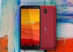 Nokia C1 é o novo smartphone Android Go que custa apenas €50!