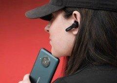 Nokia lança os seus primeiros auriculares Bluetooth com cancelamento de ruído
