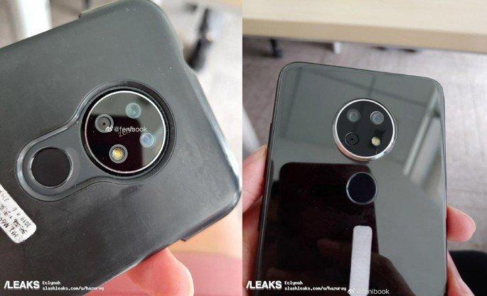 misterioso Nokia smartphone