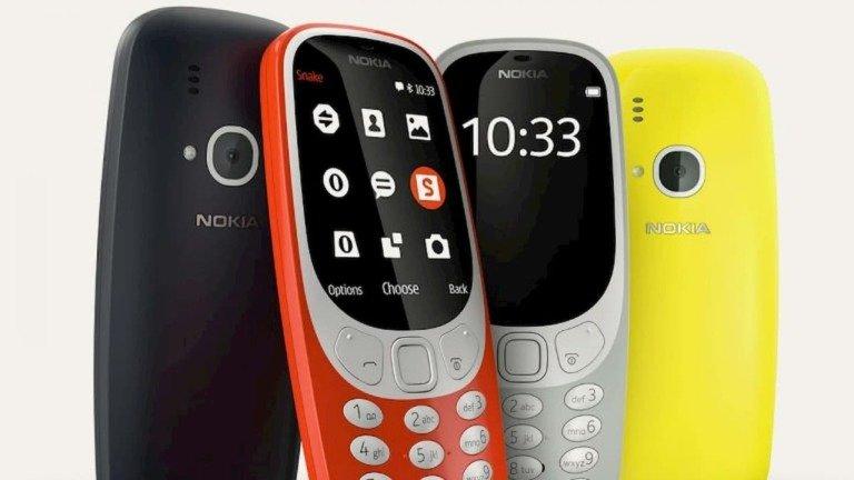 """Nokia pode lançar um novo modelo """"retro"""" em breve"""