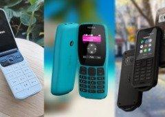 Nokia 'ressuscita' 3 telemóveis clássicos: conhece as novidades