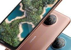 Nokia X10 e Nokia X20 são oficiais com conectividade 5G e preço questionável