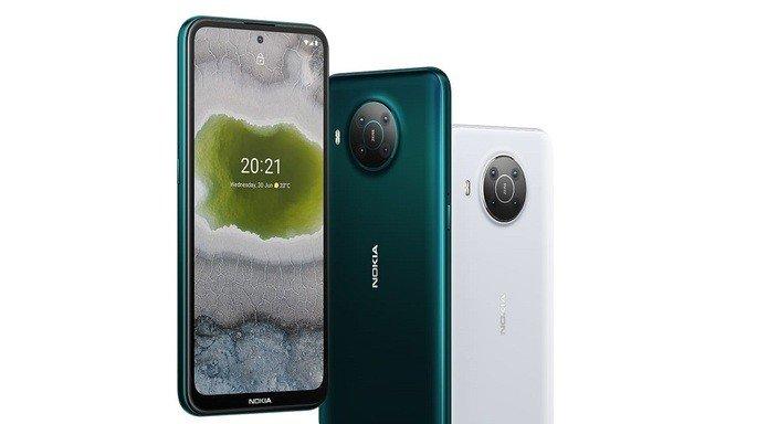 Nokia X10 Nokia X20