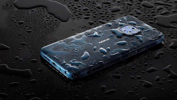 """Design do smartphone da Nokia que """"não precisa de capa"""""""