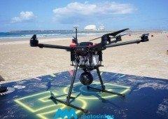 NOS promove demonstração do 5G aplicado à vigilância nas praias