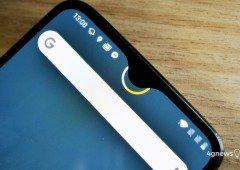 """Notch Pie: Aplicação traz linha de bateria aos smartphones com Notch """"gota de água"""""""
