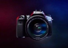 Nova Canon EOS 90D poderá ser tudo aquilo que desejei!