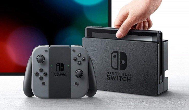 Nova Nintendo Switch não será revelada na E3 deste ano