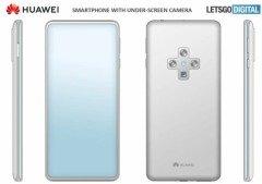 Nova patente da Huawei mostra-nos o smartphone que queremos ter