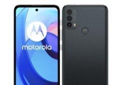 Novas renderizações do Motorola Moto E30 sugerem câmara tripla com 48 MP