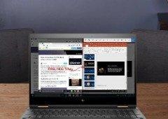 Novidades HP: portátil com ecrã tátil e tablet com câmara rotativa