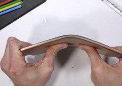 Novo iPad Mini dobra-se sem grande dificuldade