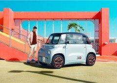 Novo carro elétrico da Citroën surpreende o mundo com um preço abaixo de 7 mil euros