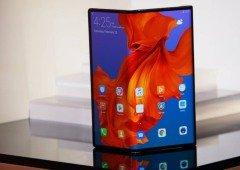 """""""Novo"""" Huawei Mate X certificado com carregamento rápido a 65W"""