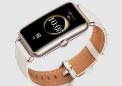 Novo Huawei Watch Fit Mini disponível por 109 euros e com 14 dias e autonomia