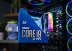 Novo Intel i9-11900K é um monstro! Processador rouba coroa do gaming à AMD