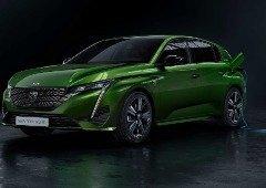 Novo Peugeot 308: automóvel arrojado estreia o novo logótipo da marca